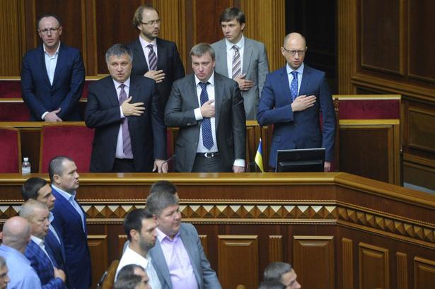 Як змінювали Конституцію, а Порошенко Ляшка переспівав (ФОТОРЕПОРТАЖ) - фото 4
