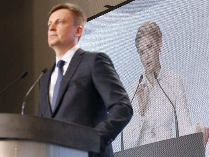 За скільки Тимошенко купила конституційний план Медведчука - фото 1