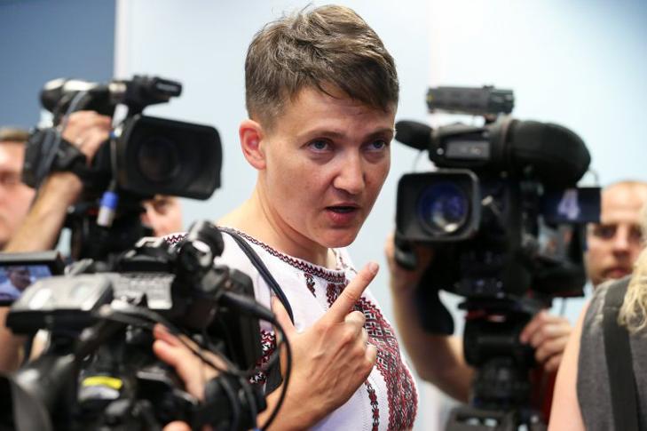"""Савченко оприлюднила свою """"народну"""" ідею (ПОВНИЙ ТЕКСТ) - фото 1"""