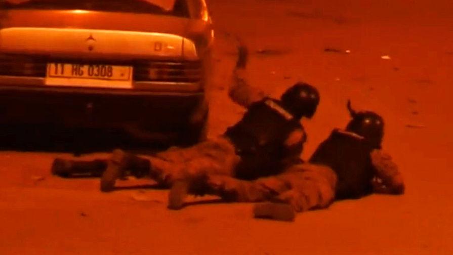 Бойовики напали наготель устолиці Буркіна-Фасо
