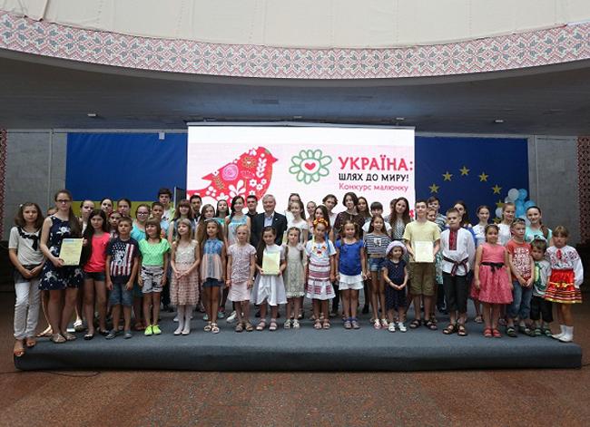 Українські діти в черговий раз довели значний творчий потенціал – Ігор Янковський - фото 1