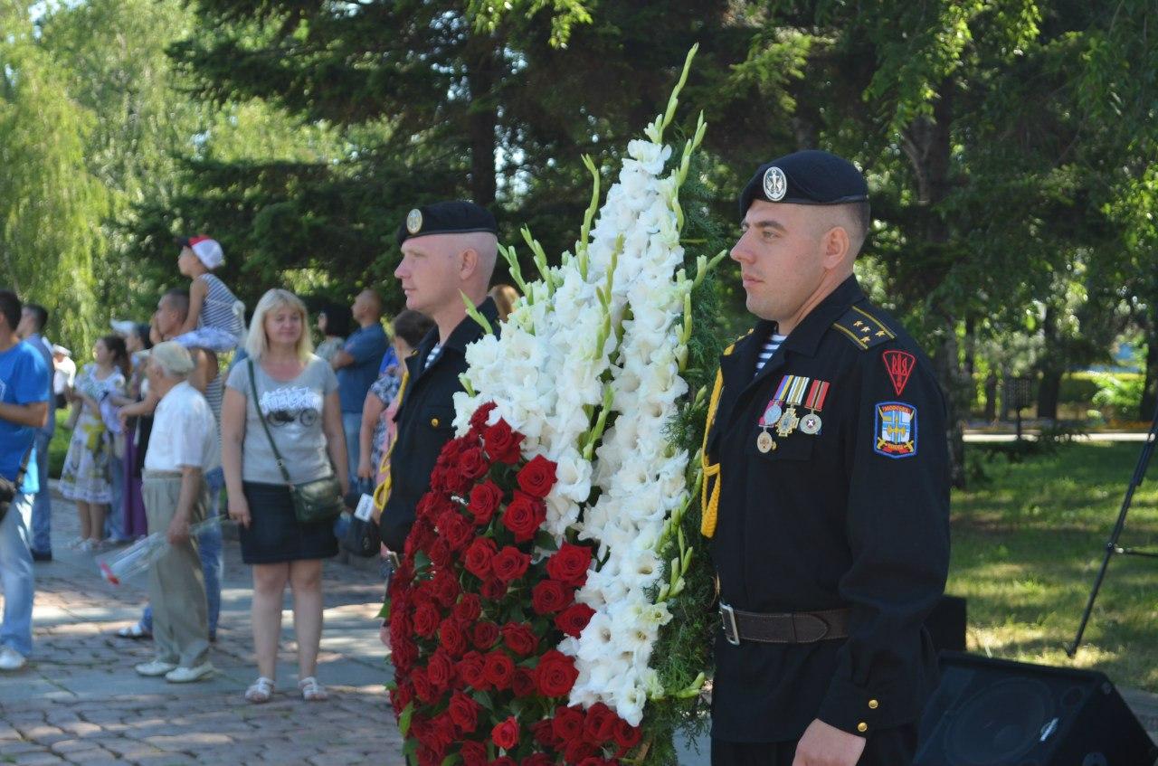 З морським духом Миколаїв почав святкувати День ВМС