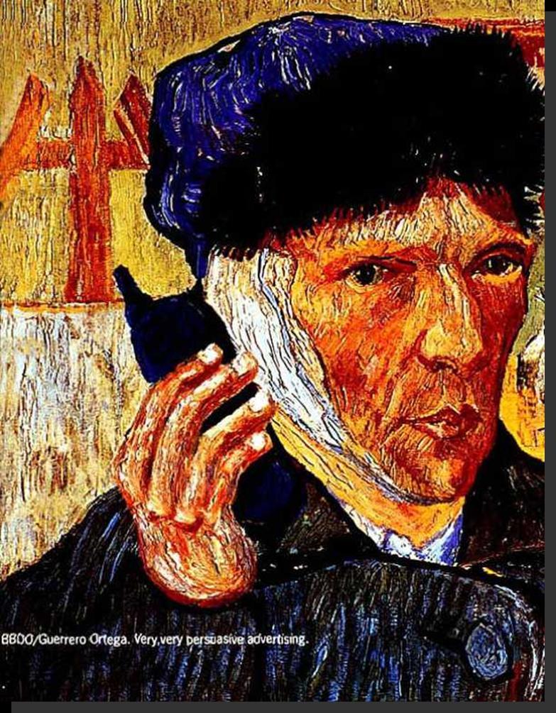 Вухо Ван Гога у мистецтві - фото 4