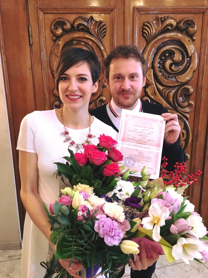 """Одружився музикант """"Другої ріки"""" - фото 1"""