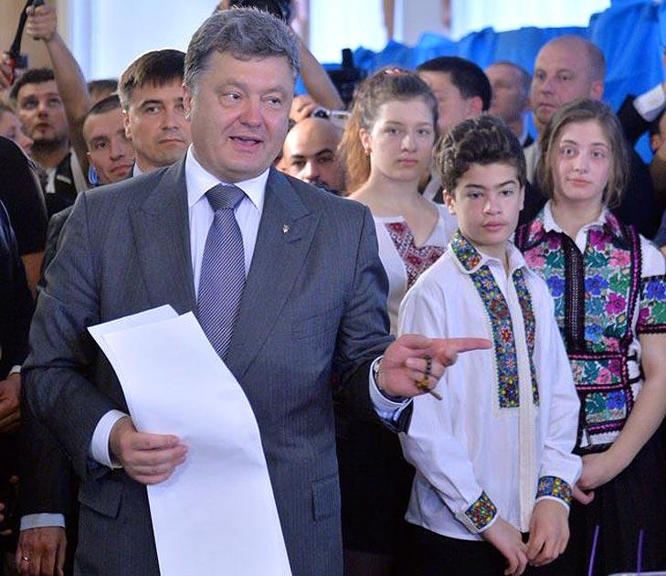Петро Порошенко: два роки при влади  - фото 1