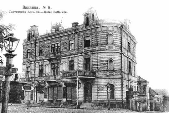 Як виглядали архітектурні об'єкти Вінниці століття тому - фото 2