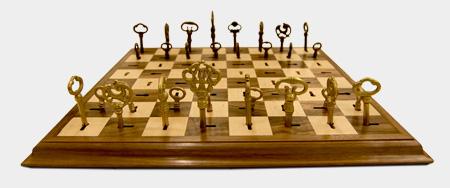 Секс богів і Порошенко-офіцер: ТОП-22 незвичних шахів - фото 12