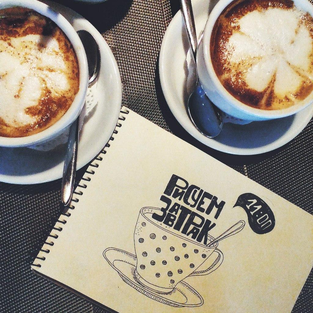 Як вінницькі скетчерки перетворили суботні сніданки у популярний арт-проект - фото 6