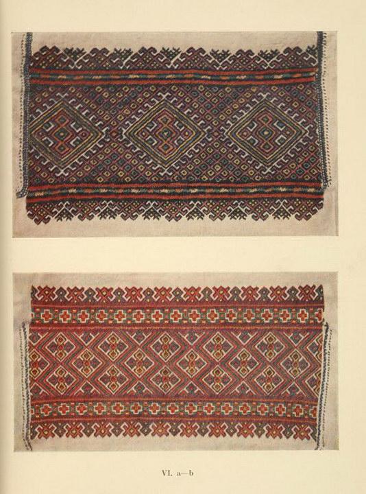 Якы вишиванки носили гуцули сто років тому - фото 9