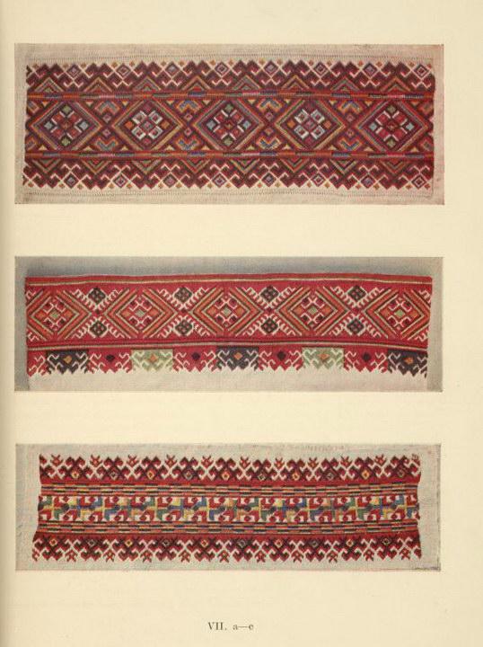 Якы вишиванки носили гуцули сто років тому - фото 8