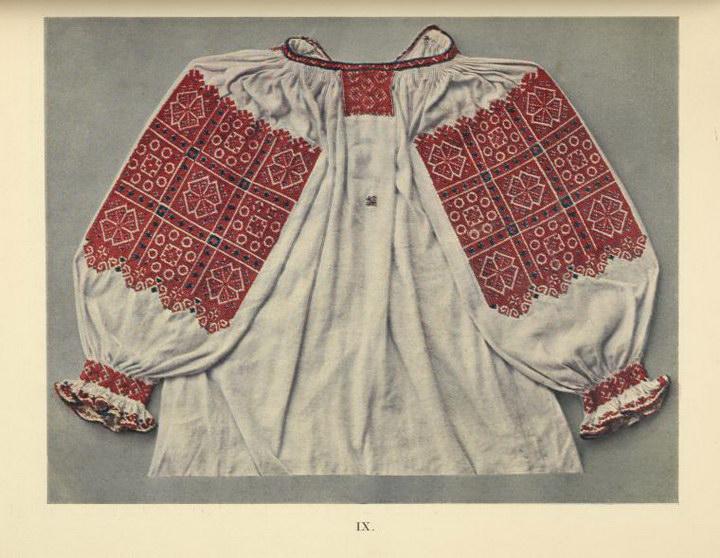 Якы вишиванки носили гуцули сто років тому - фото 1