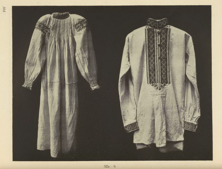 Якы вишиванки носили гуцули сто років тому - фото 7