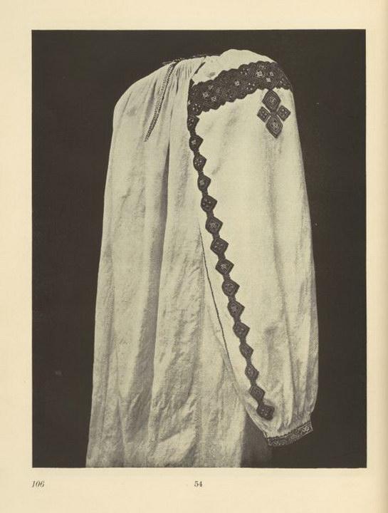 Якы вишиванки носили гуцули сто років тому - фото 3