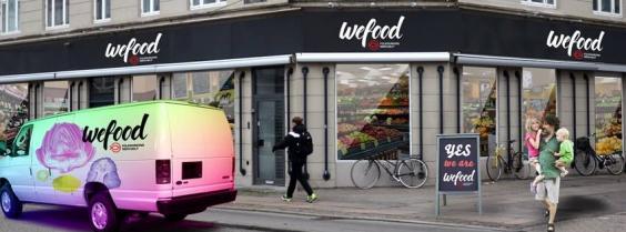 У Данії вперше в світі відкрили супермаркет харчових відходів (ФОТО) - фото 1