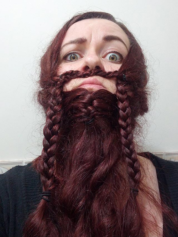 ТОП-10 жінок, бородам яких позаздрить будь-який чоловік - фото 2