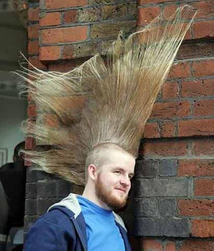 30 зачісок, які вас розсмішать - фото 27