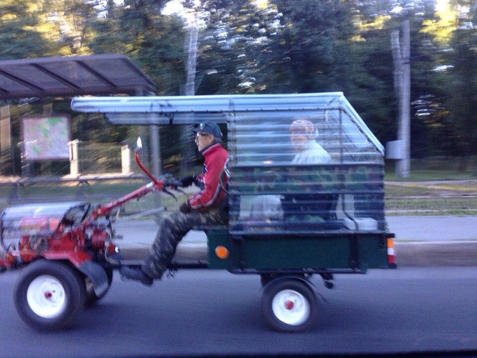 Харків'ян здивували унікальним транспортом   - фото 1