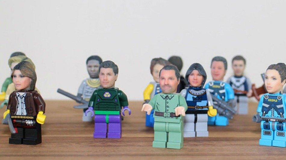 Любителі Lego тепер можуть замовити собі Lego-двійника - фото 1