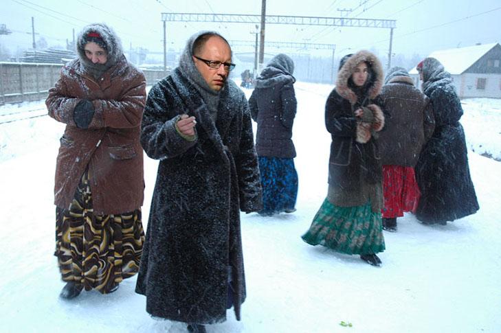 Вночі на Тернопільщині невідомі напали на ромський табір, де перебували 7 дорослих і понад 30 дітей, - Денісова - Цензор.НЕТ 6242
