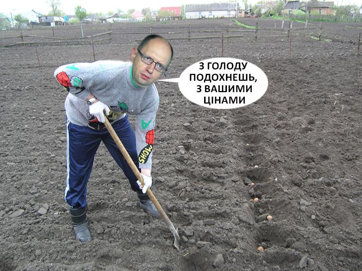 Що буде робити Яценюк у відставці (ФОТОЖАБИ) - фото 1