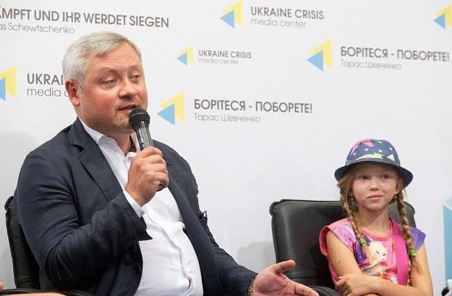 Ігор Янковський підтримав літній кінотабір для дітей з Донбасу - фото 2