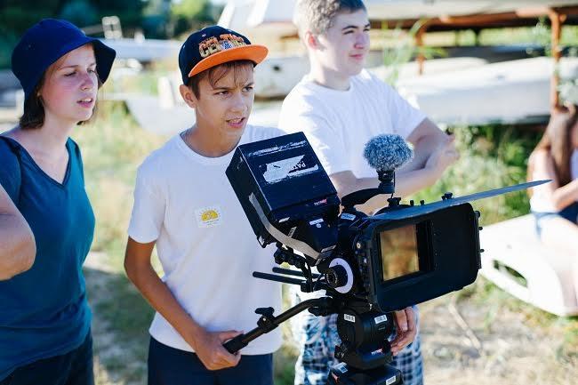 Ігор Янковський підтримав літній кінотабір для дітей з Донбасу - фото 3
