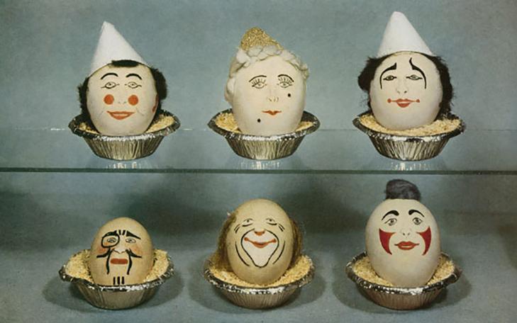 35 креативних ідей для Великодніх яєць - фото 33