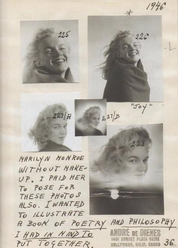 Рідкісні фото Мерилін Монро підірвали мережу  - фото 2