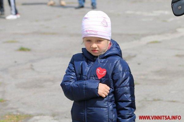 Вінничани бігли заради допомоги хворим дітям - фото 6