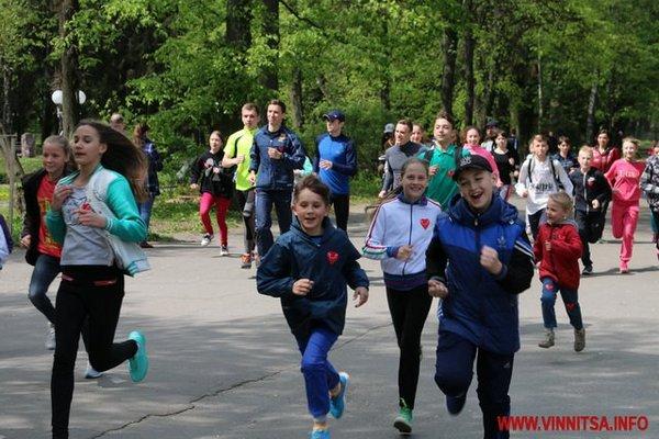 Вінничани бігли заради допомоги хворим дітям - фото 3