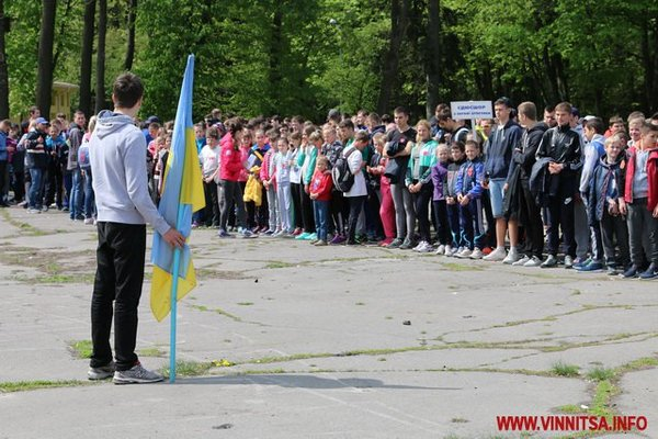 Вінничани бігли заради допомоги хворим дітям - фото 2