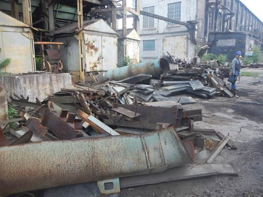 СБУ заблокувала розпродаж росіянами запорізького комбінату (ФОТО) - фото 1