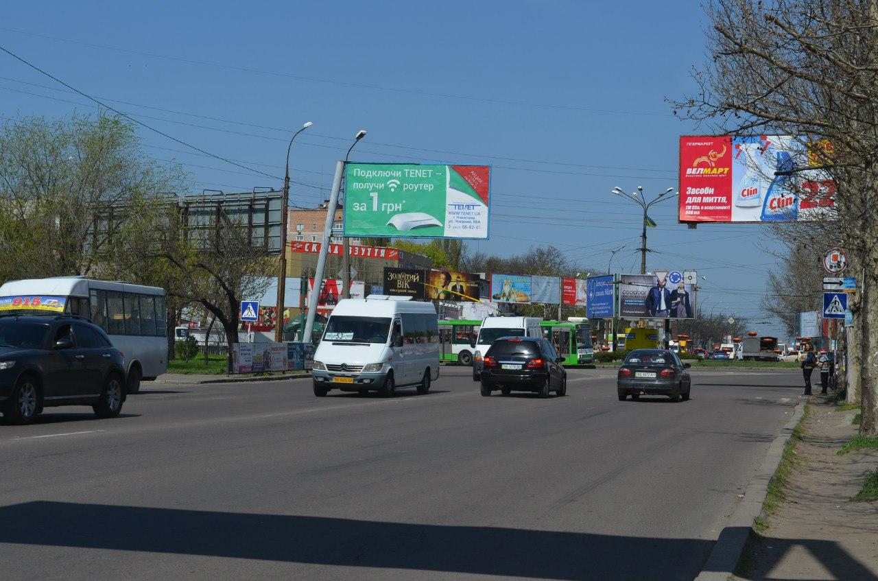 Брудна візитівка Миколаєва: автовокзал