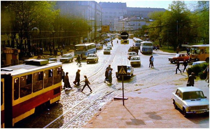 Колись у Львові трава була зеленішою - фото 1