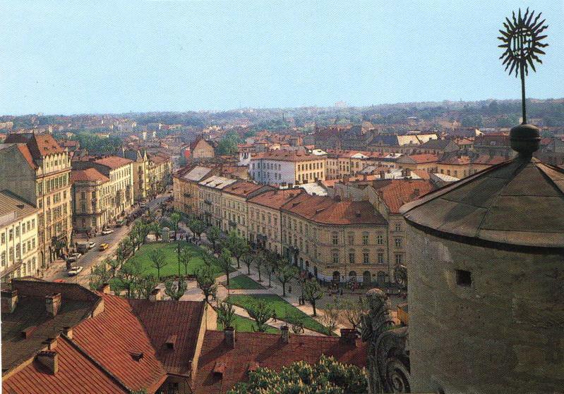 Колись у Львові трава була зеленішою - фото 5