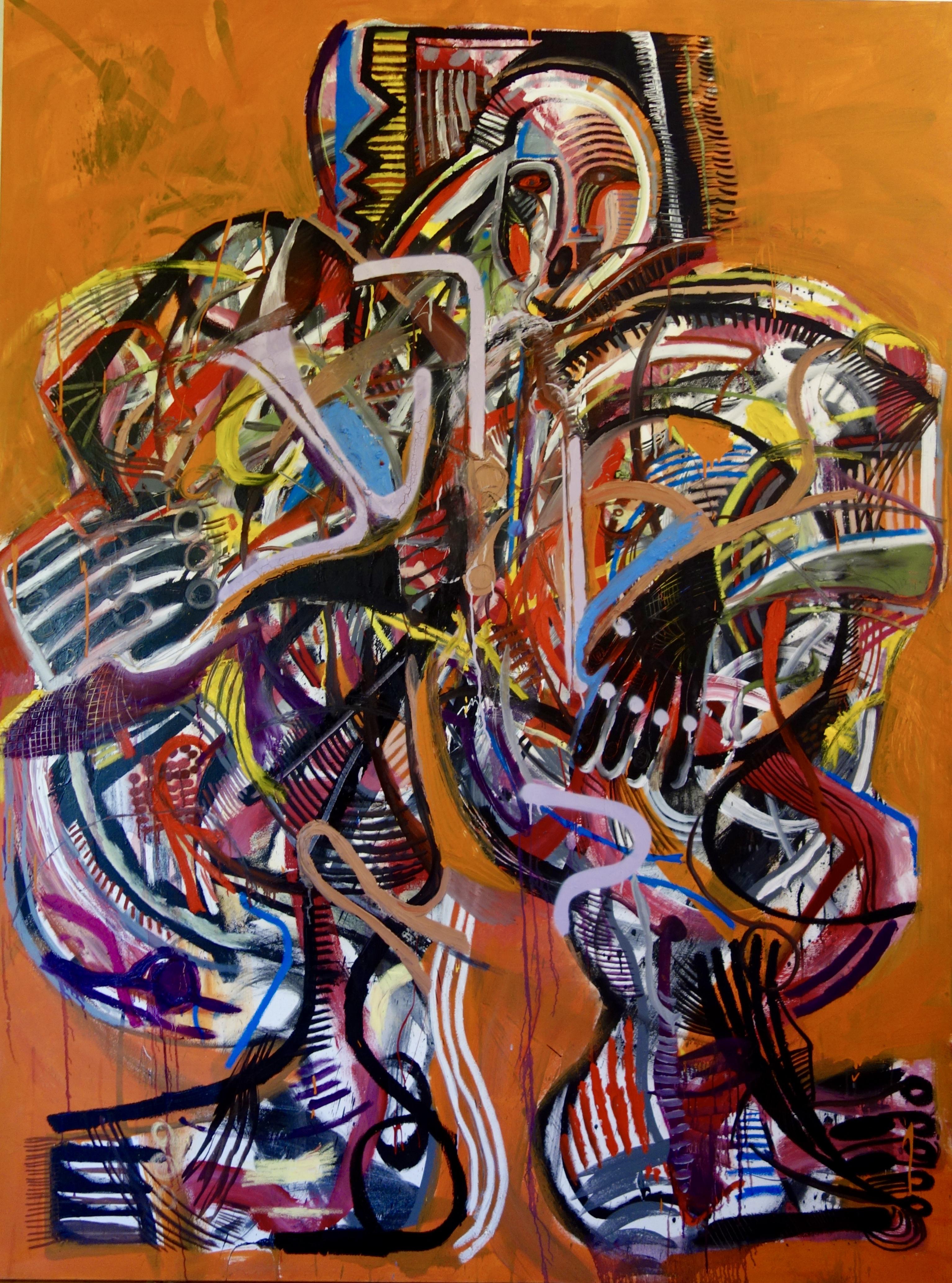 Американський стріт-артист та український митець представлять спільний проект у Києві  - фото 4