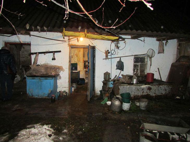На Полтавщині зять до смерті забив тещу - фото 2