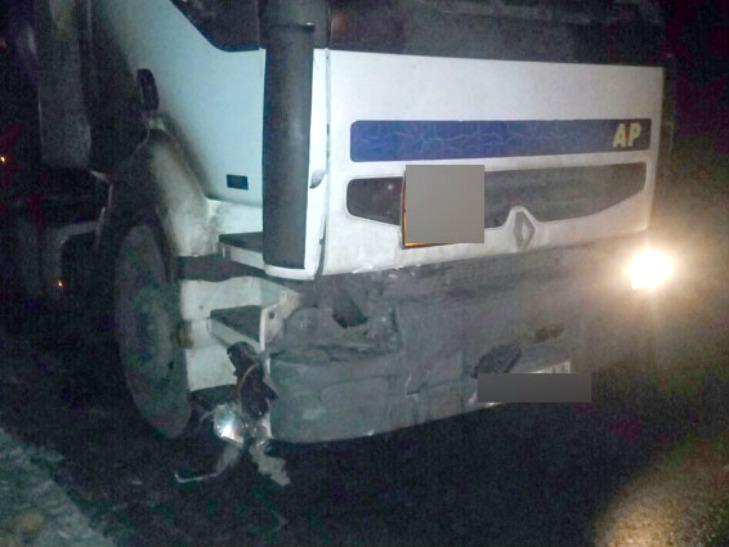 На Полтавщині під колесами вантажівки загинув велосипедист - фото 1