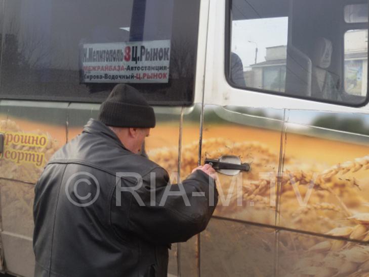 У Мелітополі маршрутка з пасажирами потрапила в ДТП  - фото 2