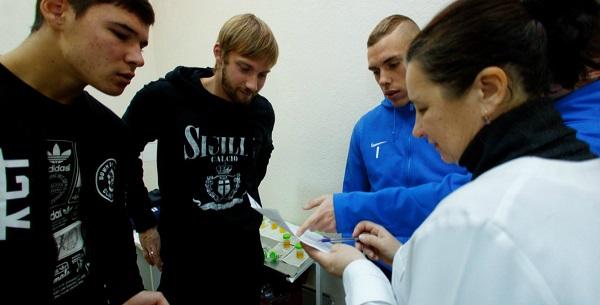 """Футболісти """"Дніпра"""" після відпустки пішли до психолога  - фото 2"""