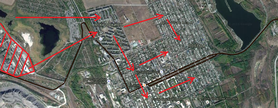 Як українська армія буде звільняти Докучаєвськ - фото 5
