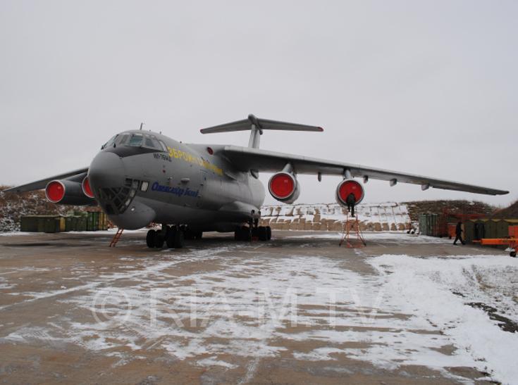 На Запоріжжі військові показали літак, названий ім'ям загиблого льотчика - фото 1