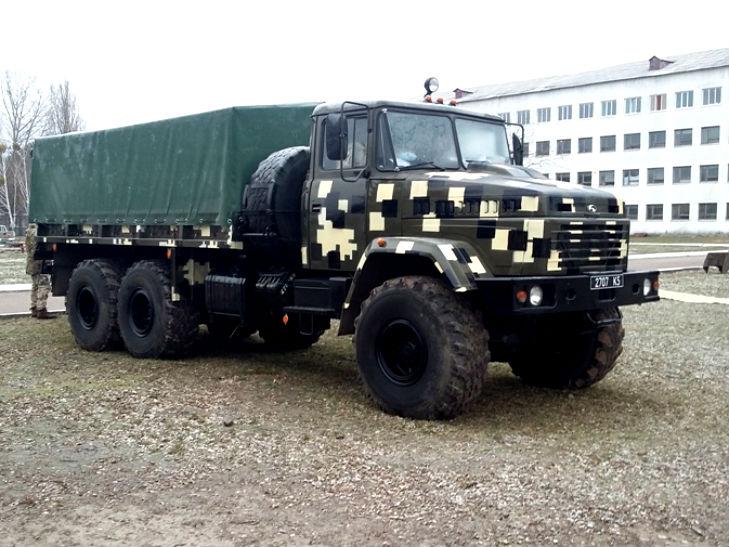"""""""АвтоКраз"""" представив на військових зборах свої нові розробки - фото 3"""