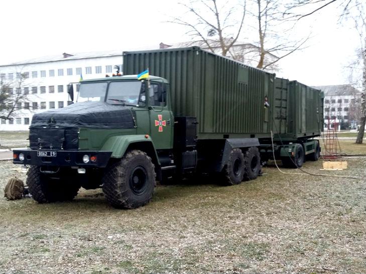 """""""АвтоКраз"""" представив на військових зборах свої нові розробки - фото 2"""