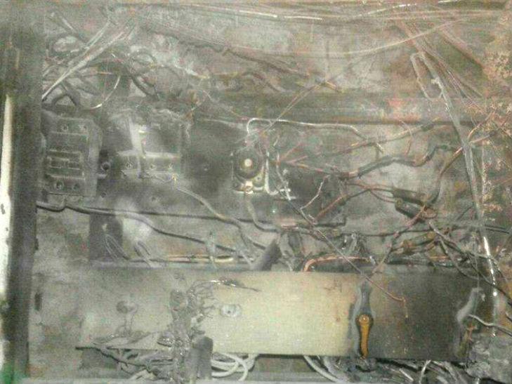 У Миргороді горіла багатоповерхівка - фото 1