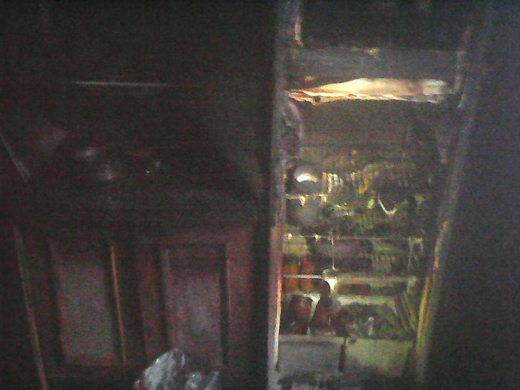 Поблизу Полтави з палаючої багатоповерхівки врятували двох дітей - фото 1