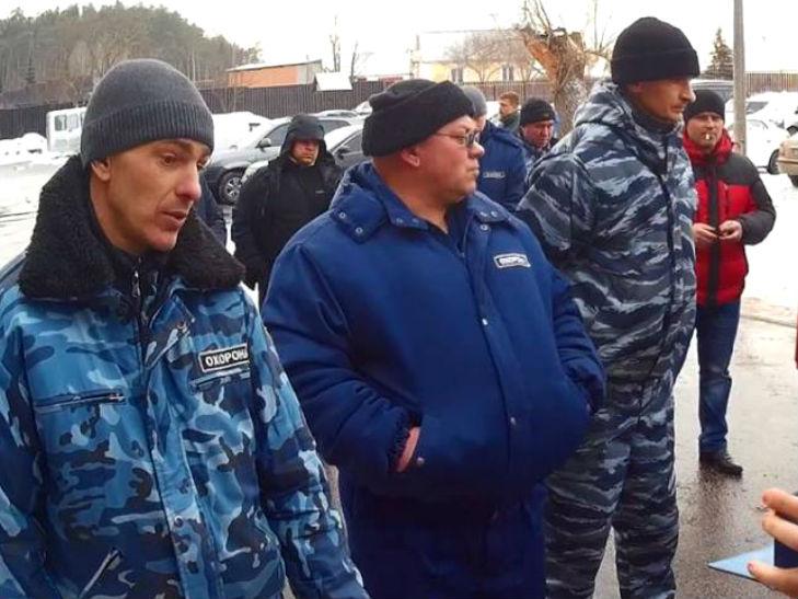 """У Полтаві спроба провести """"проросійський"""" захід закінчилась сутичками - фото 2"""
