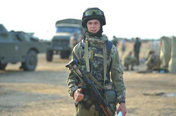 Військового з Миколаївщини нагородили посмертно до Дня захисника України