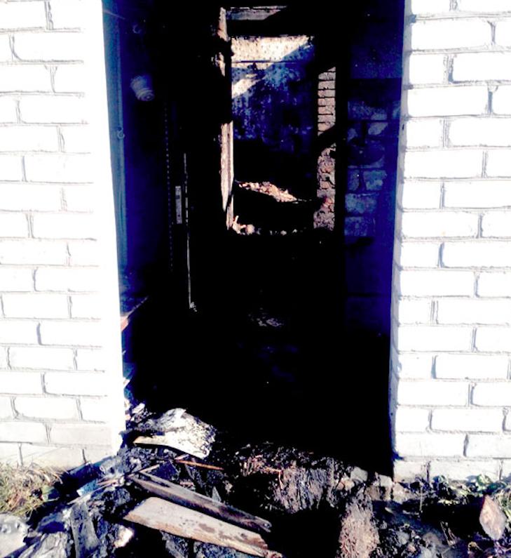 У Лубнах під час пожежі трагічно загинула людина - фото 2