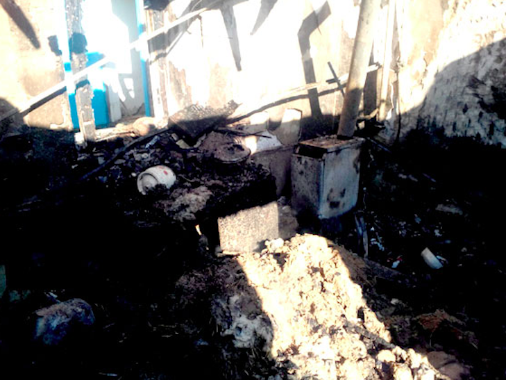 У Лубнах під час пожежі трагічно загинула людина - фото 1